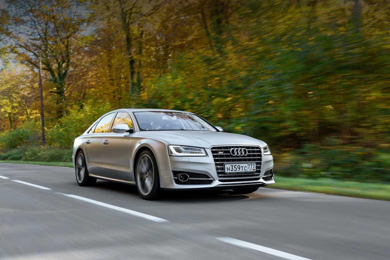Audi представила спортивный седан s8 нового поколения ► последние новости