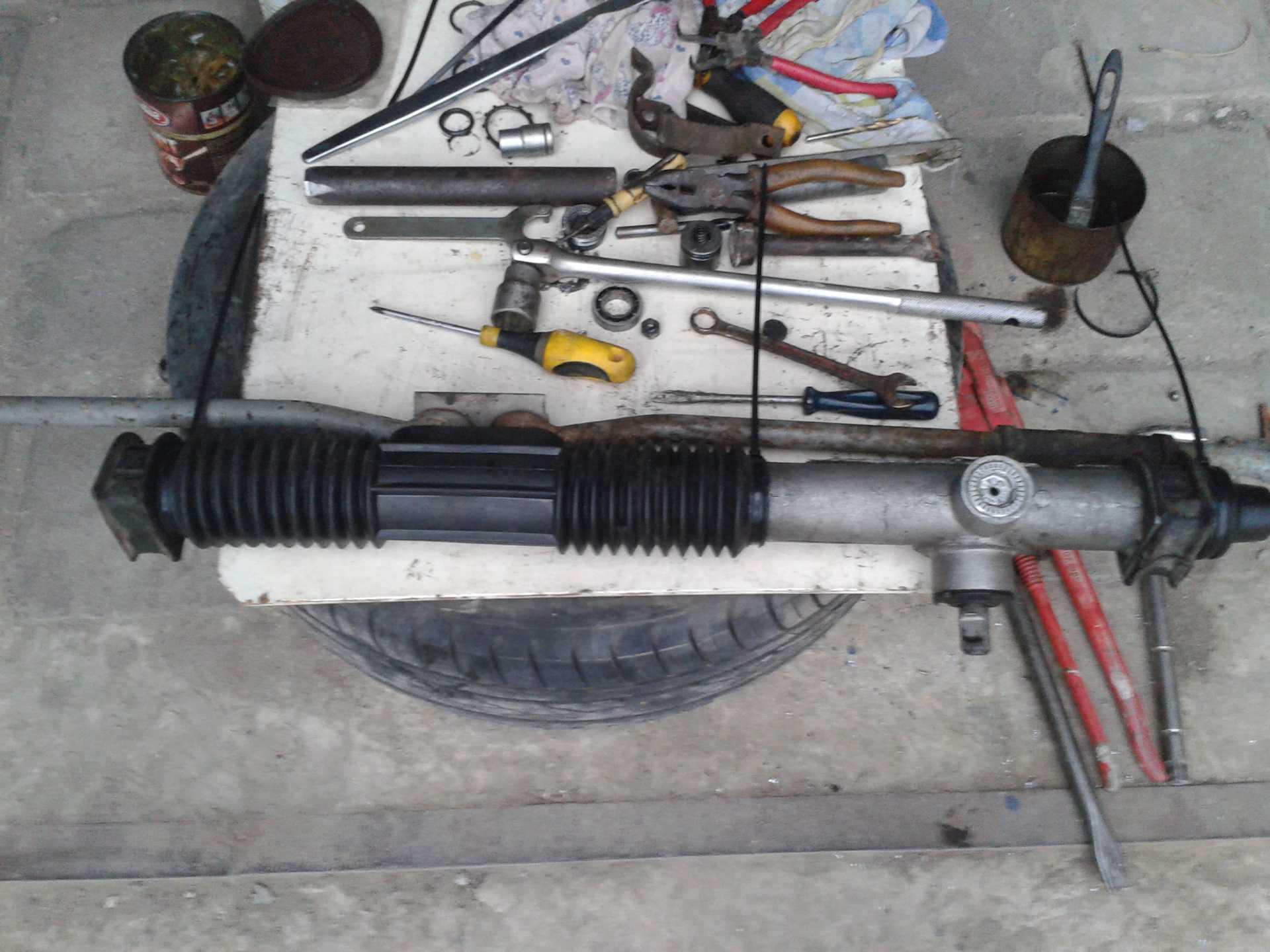 Замена рулевой рейки на ваз 2110 своими руками: инструкция по ремонту, процесс снятия и замены (фото, видео) | luxvaz