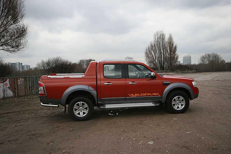 Форд рейнджер 2012: 2.2 / 2.5, дизель / бензин, отзывы, цены, фото 3 поколения