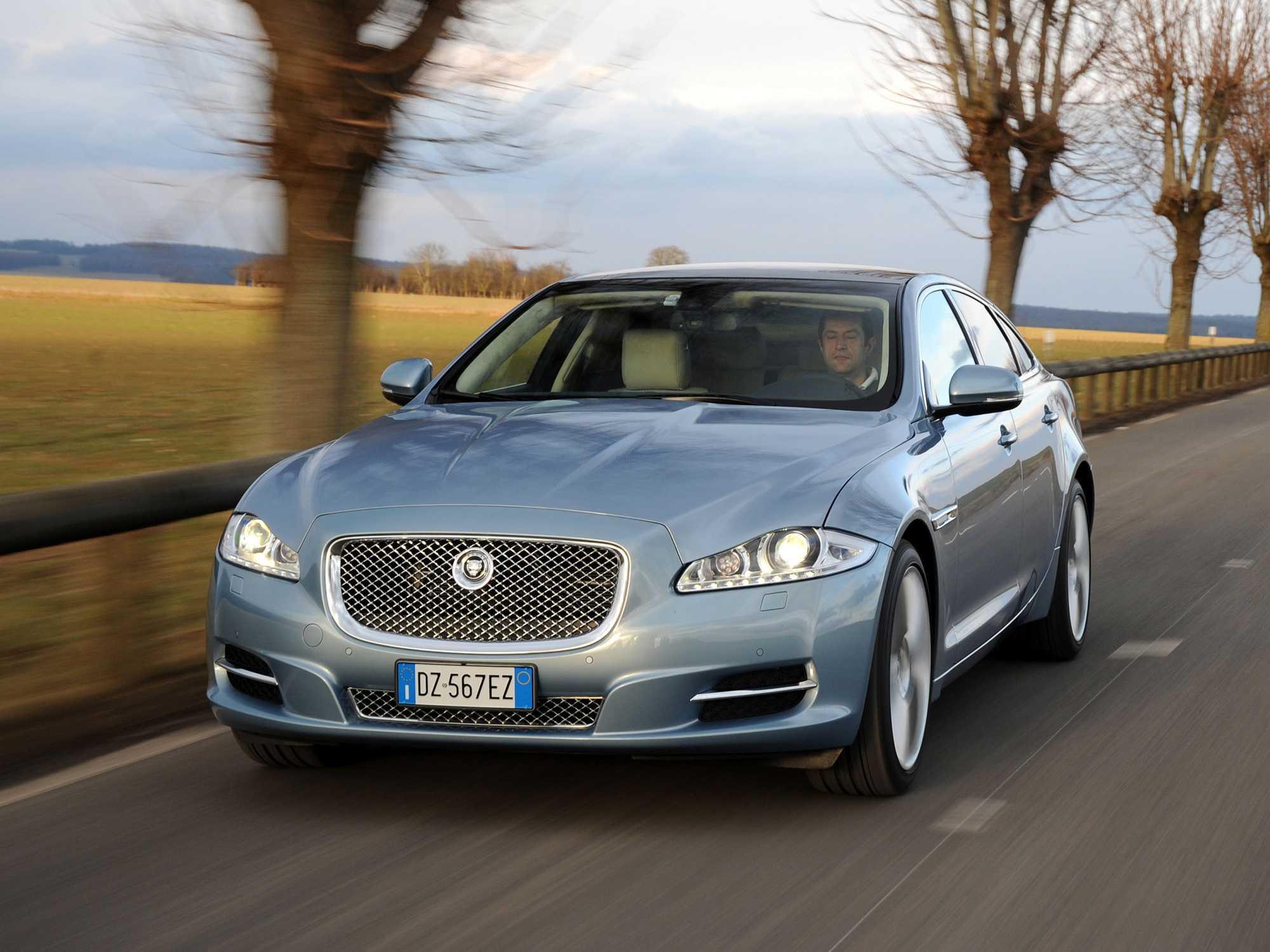 Jaguar xj 2010, седан, 9 поколение, x351 (06.2010 - 02.2016) - технические характеристики и комплектации