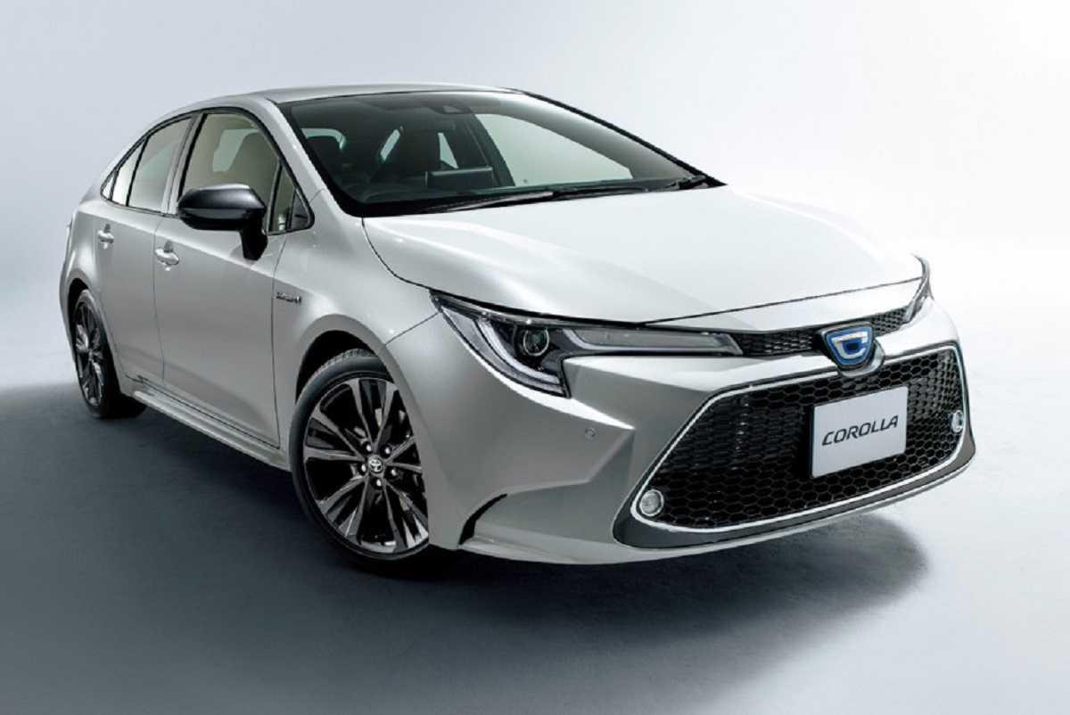 Toyota corolla 2020 — кузов и салон от бизнес-седана, расширенный комплекс безопасности и улучшенная подвеска