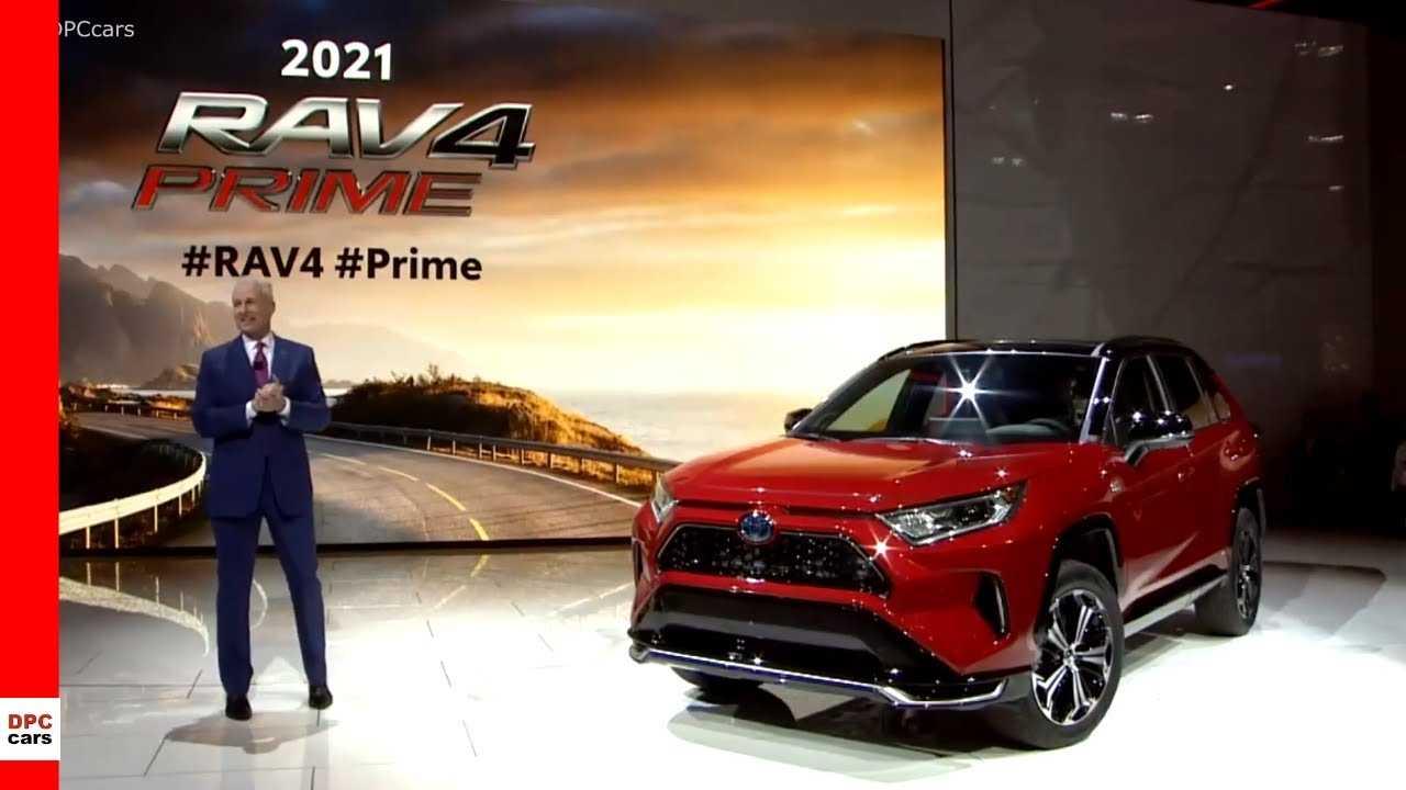 Toyota reveals pricing for 2021 rav4 prime plug-in hybrid