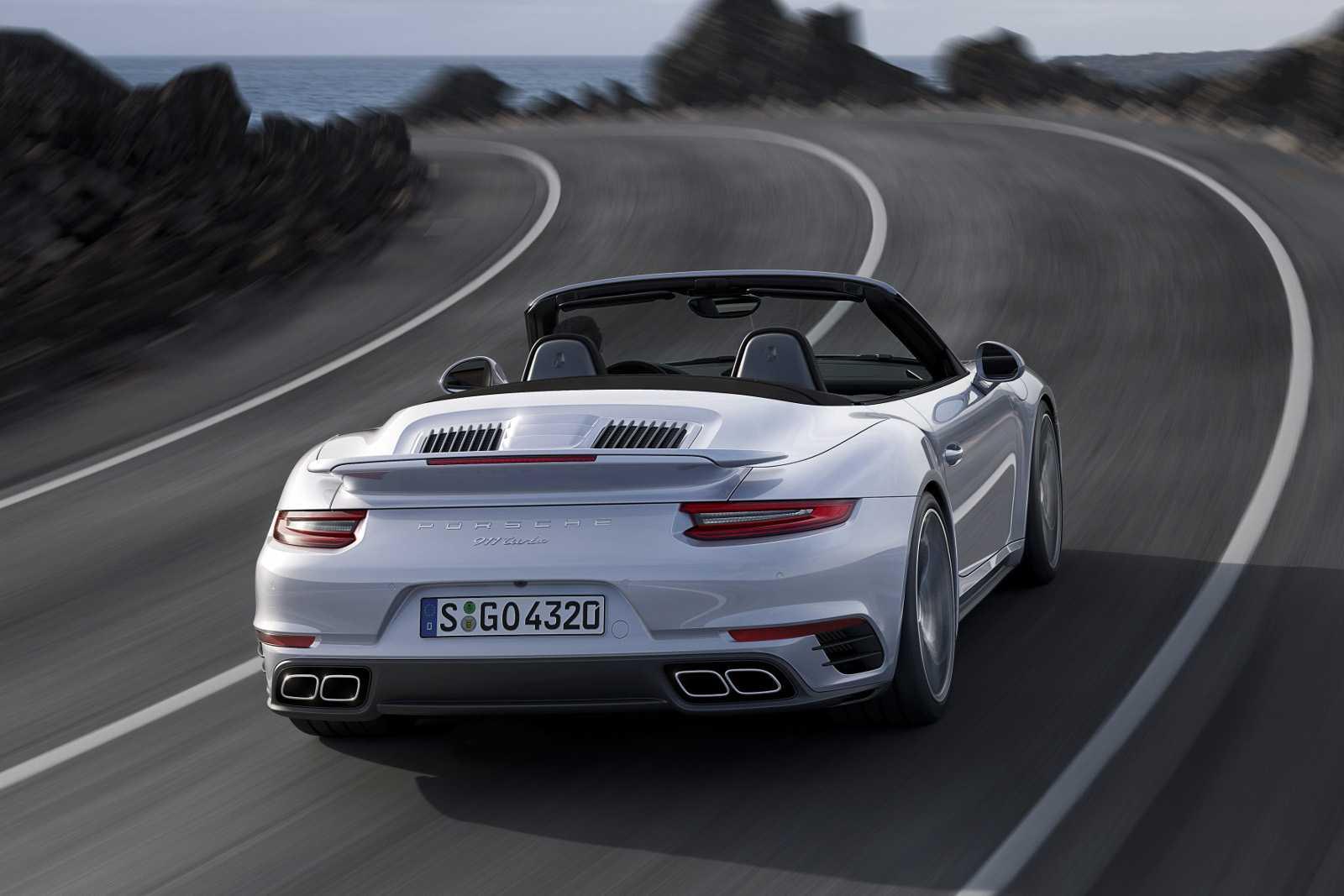 Новый porsche 911 turbo s   amsrus
