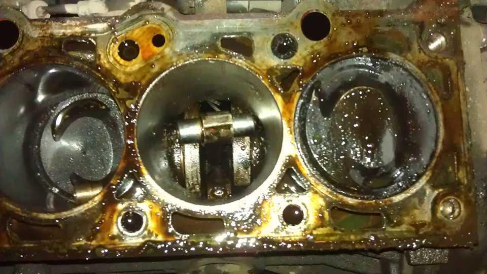 Обкатка двигателя после капитального ремонта или обкатка мотора