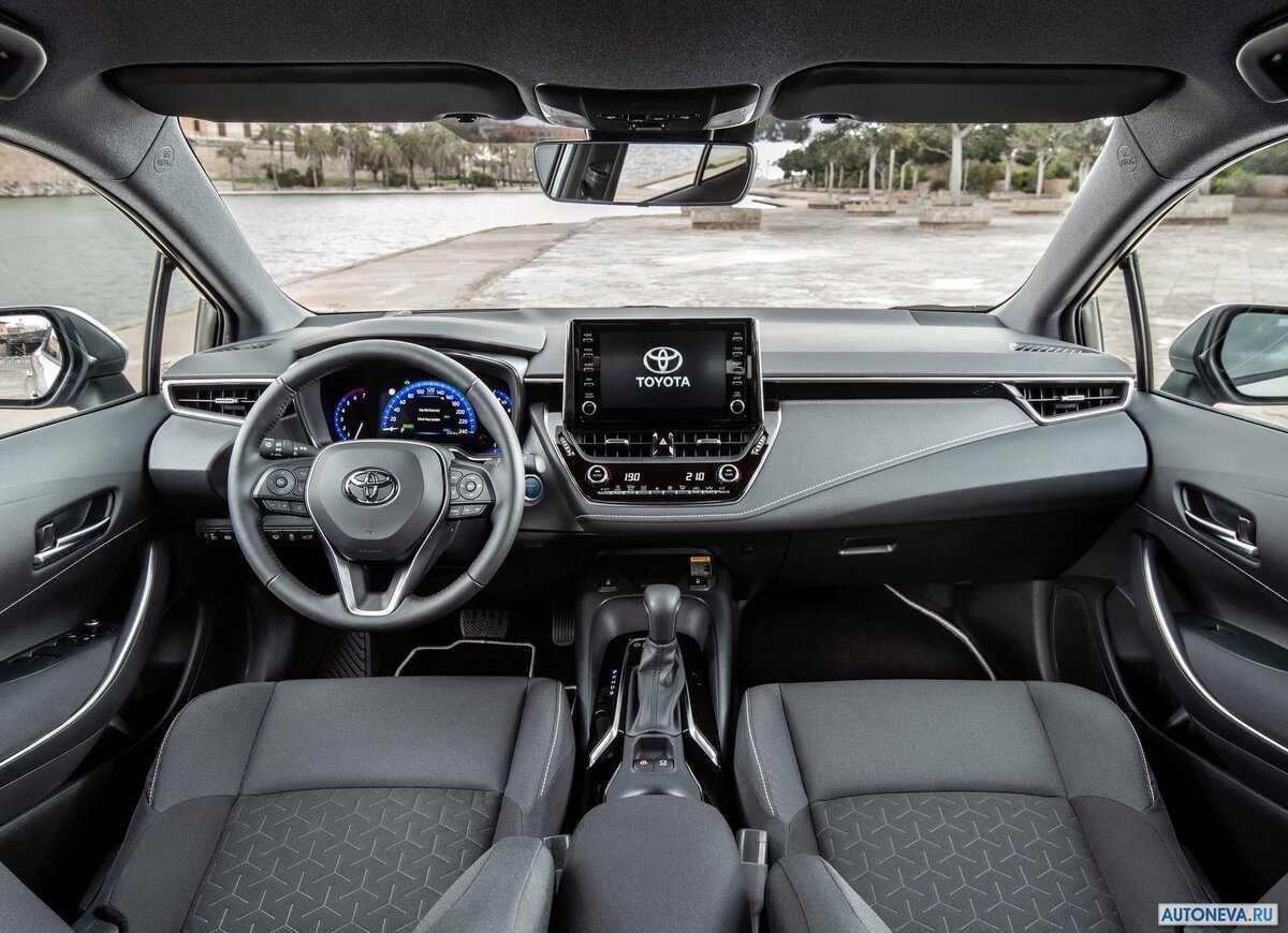 Тойота королла 2019 новая модель, фото, цены, комплектации, видео тест-драйв