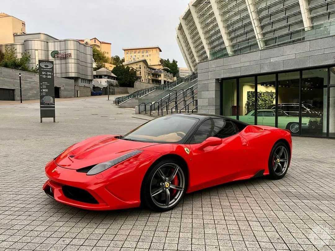 Ferrari 488 gtb/spider 2019-2020 – замена легендарной италии