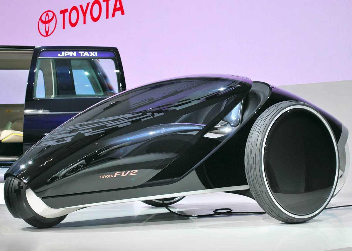 10 самых ожидаемых новинок автосалона в токио