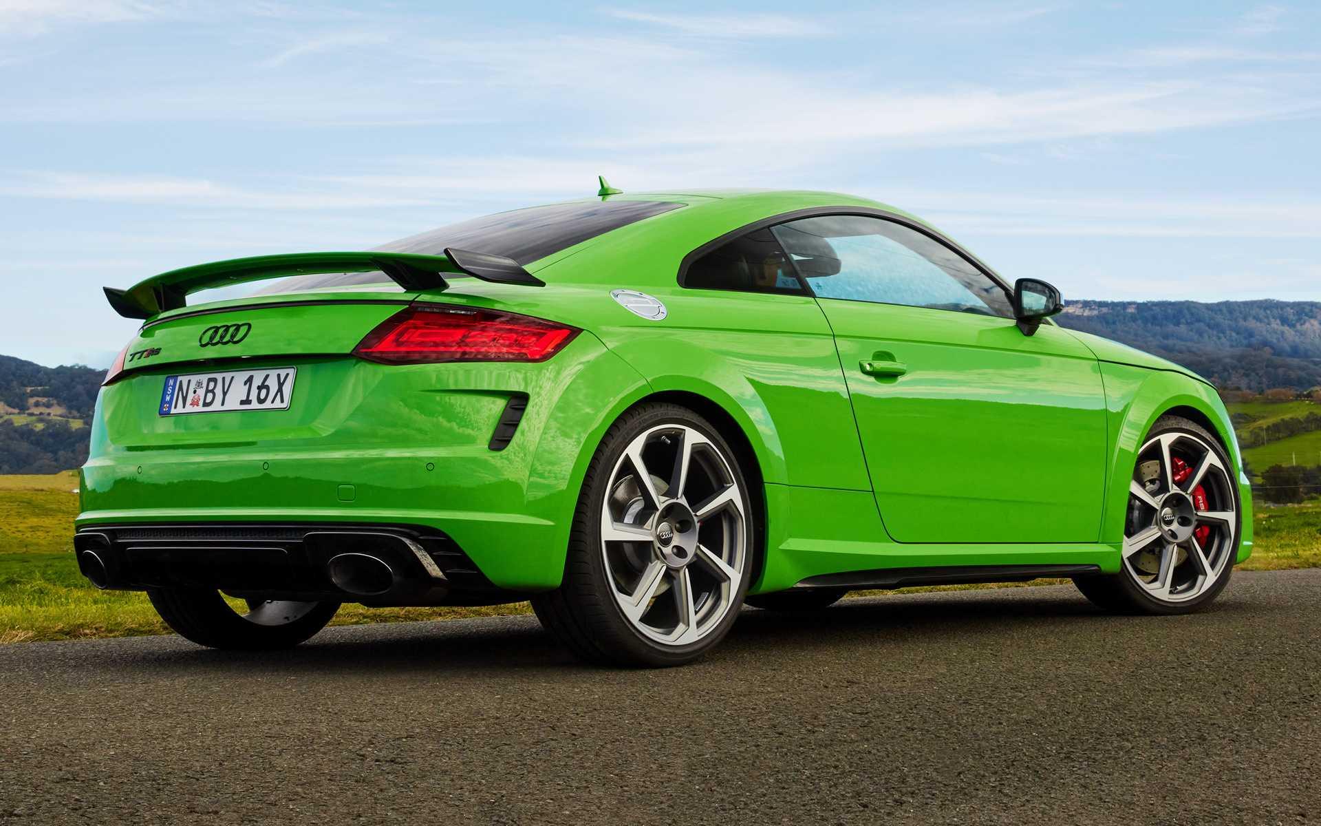 Audi tts 2019-2020 цена, технические характеристики, фото, видео тест-драйв