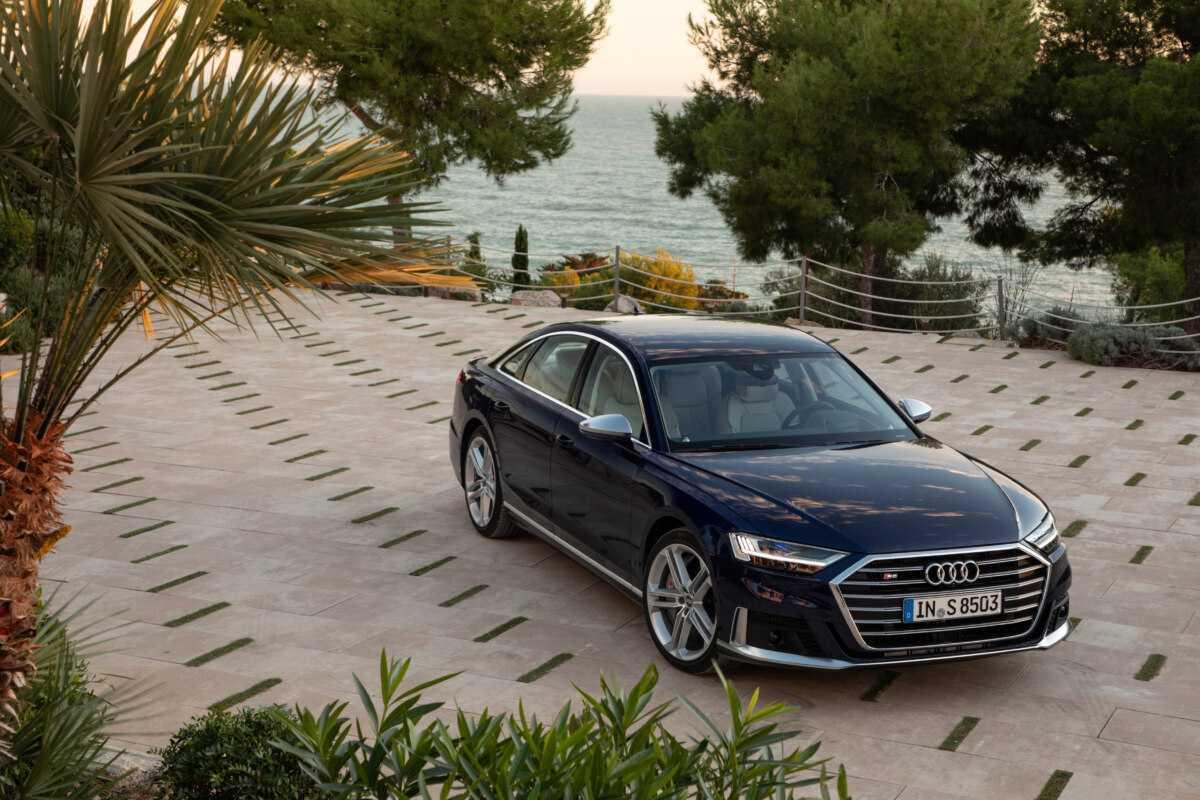 Audi s8 2021 - цена (новая), комплектации и технические характеристики