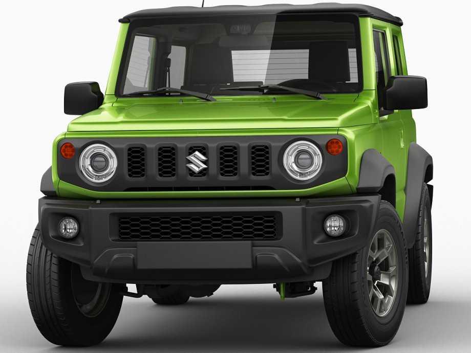 Suzuki jimny 2019 2020 года