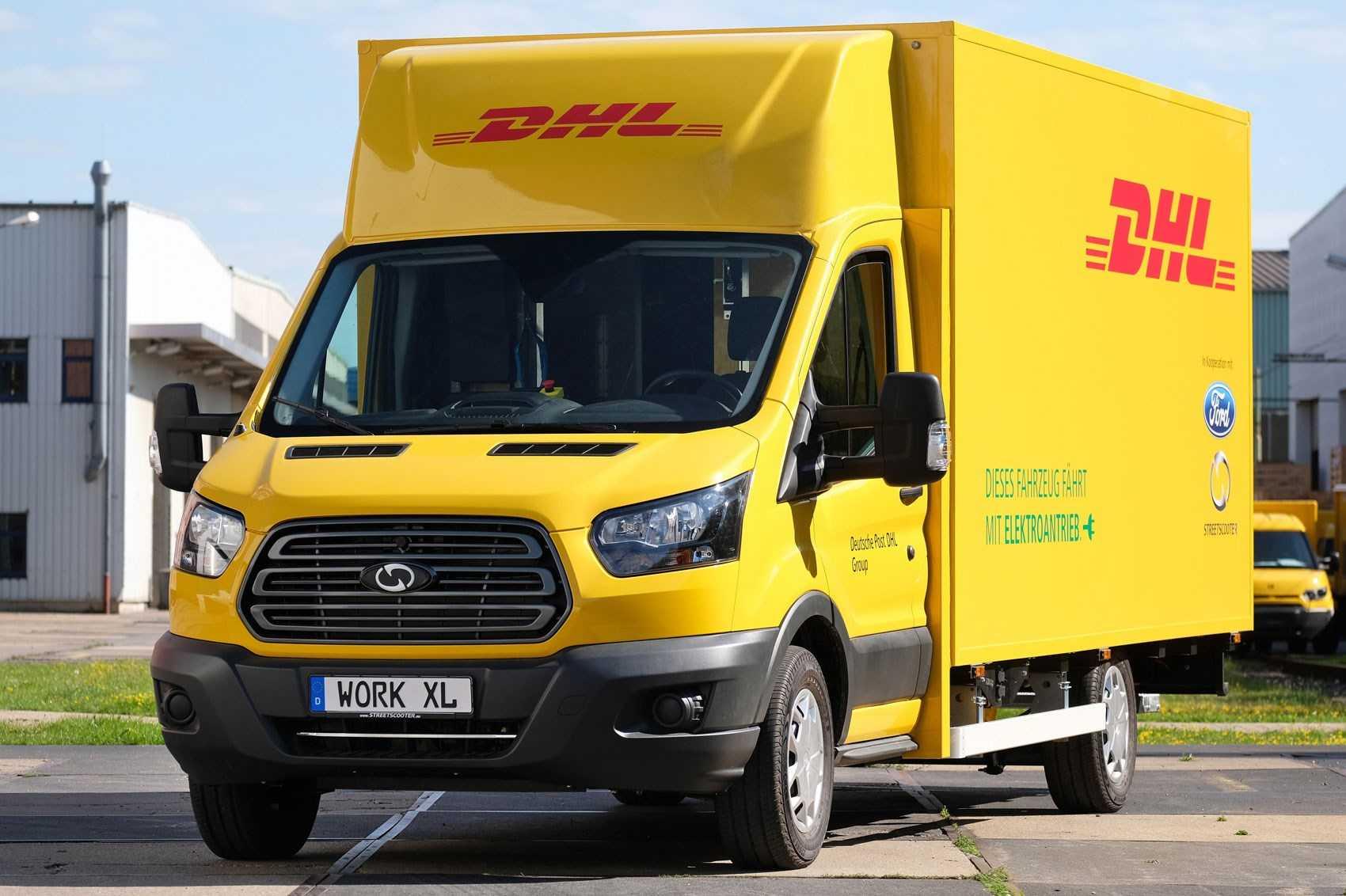 Ford e-transit 2022— новый электрический фургон (350 км без подзарядки)