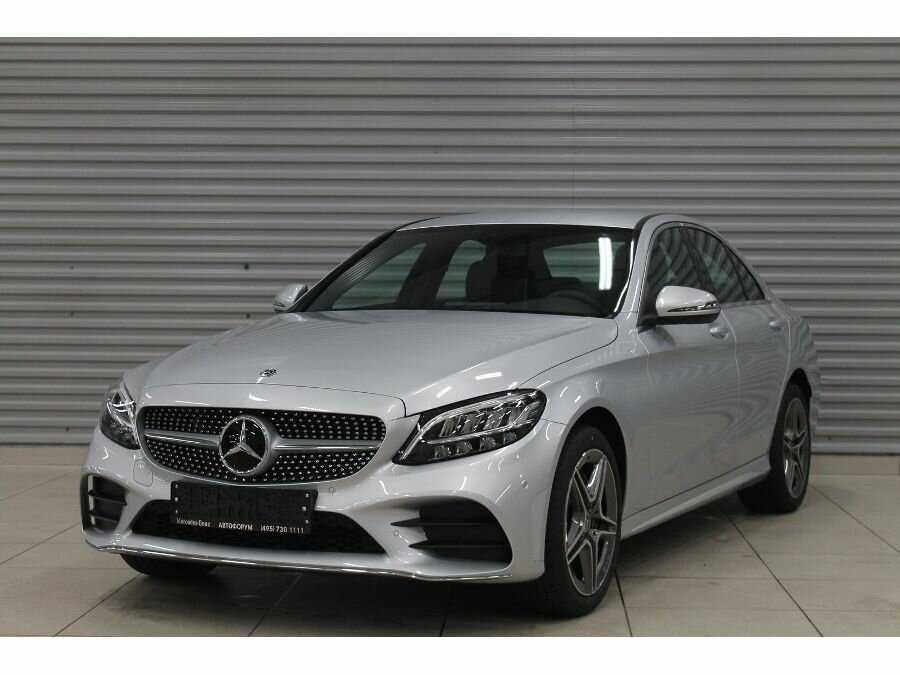Mercedes-benz c-class 2013, 2014, 2015, 2016, 2017, седан, 4 поколение, w205 технические характеристики и комплектации