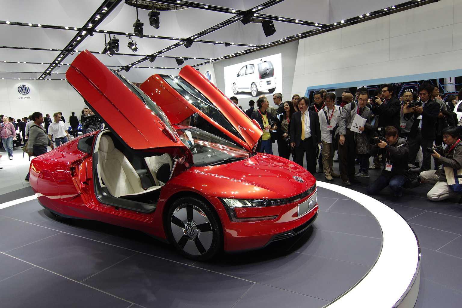 Honda покажет втокио несколько концептов