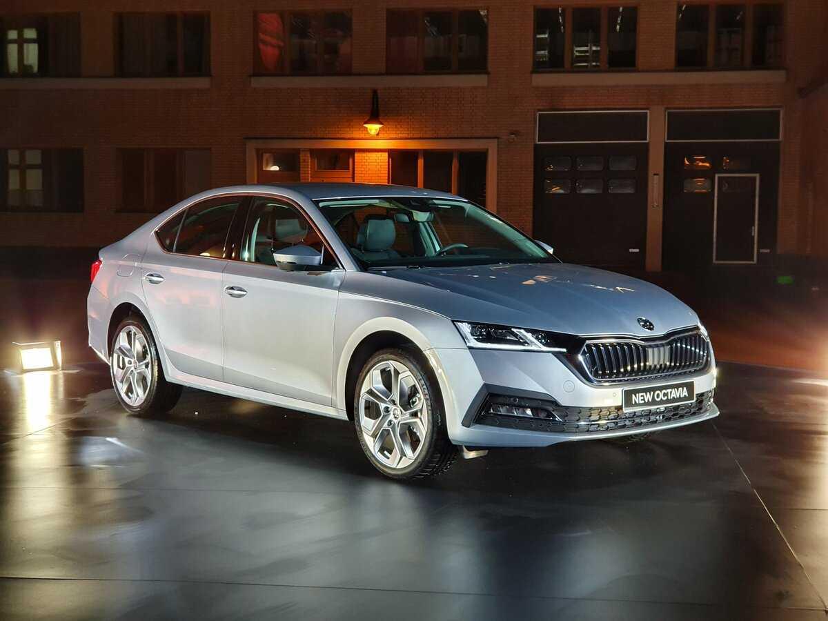 Шкода октавия (универсал) 2020: семейный автомобиль в новом облике