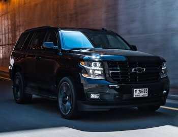 Chevrolet tahoe rst 2018: характеристики, цена, фото и видео-обзор