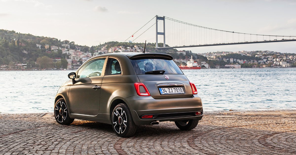 Fiat 500 2018-2019 цена, технические характеристики, фото, видео тест-драйв