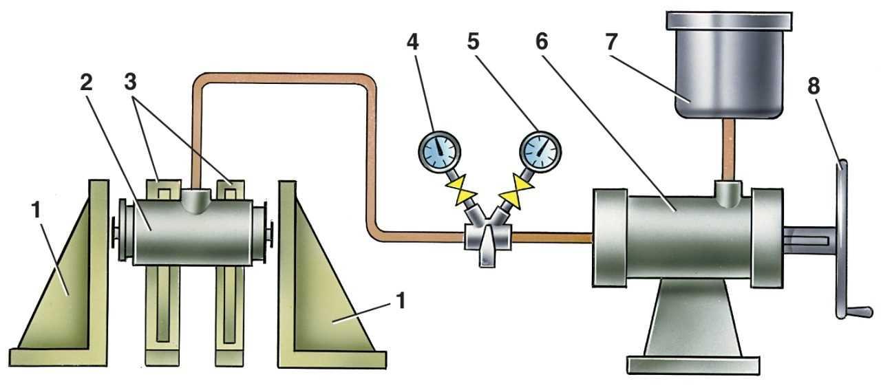 Замена задних тормозов на дисковые ваз 2107