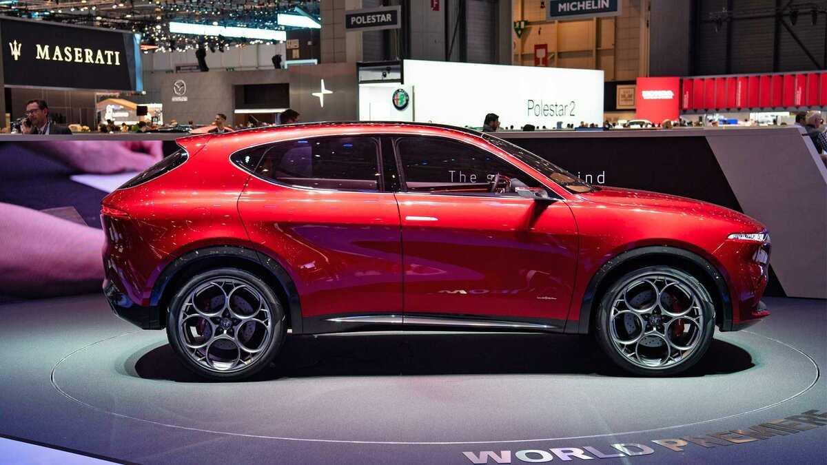 Alfa Romeo Tonale hybrid в 2020 году встанет на конвейер проект было вложено 1 миллиард евро