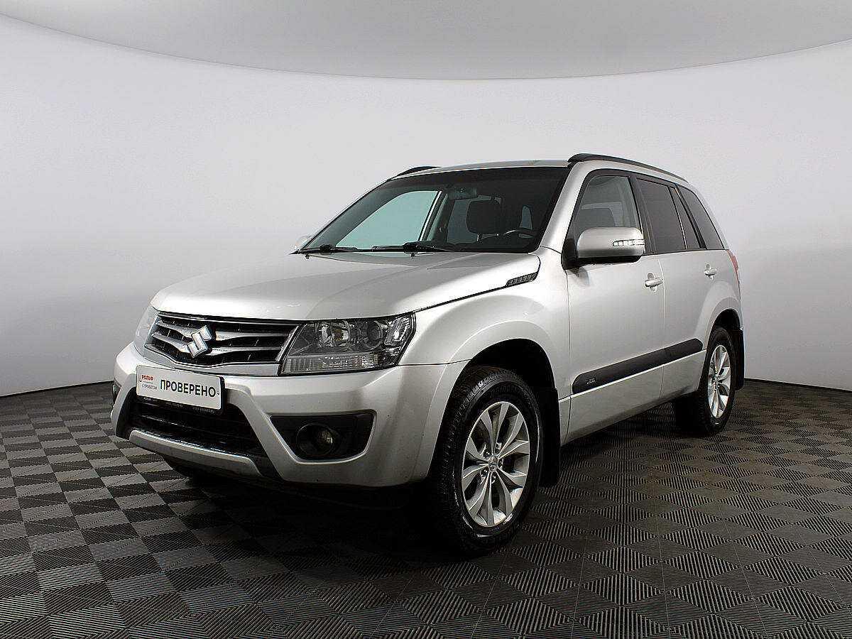 Suzuki grand vitara i – поднятая целина