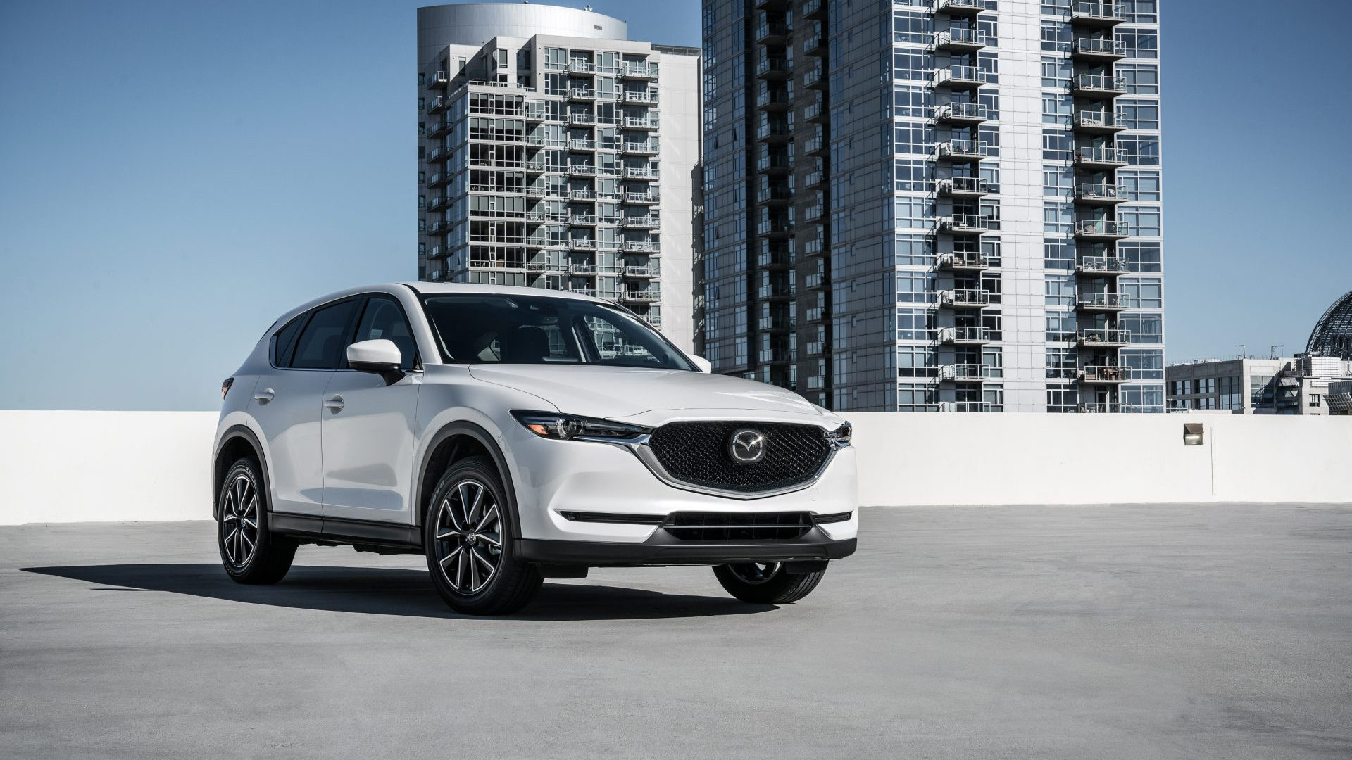 Mazda cx-5 2016, джип/suv 5 дв., 2 поколение, kf (11.2016 - н.в.) - технические характеристики и комплектации