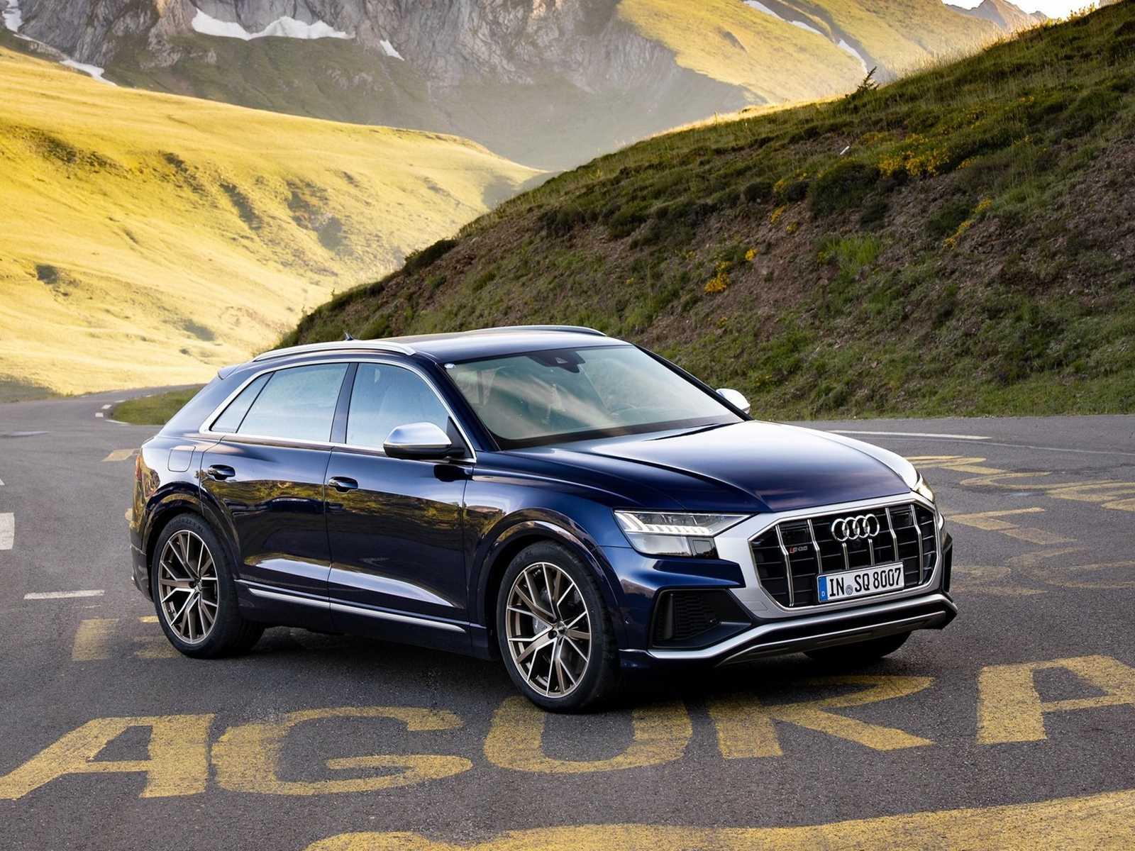 Audi a8 2021 – возможно, лучший бизнес-седан по уровню комфорта и безопасности движения
