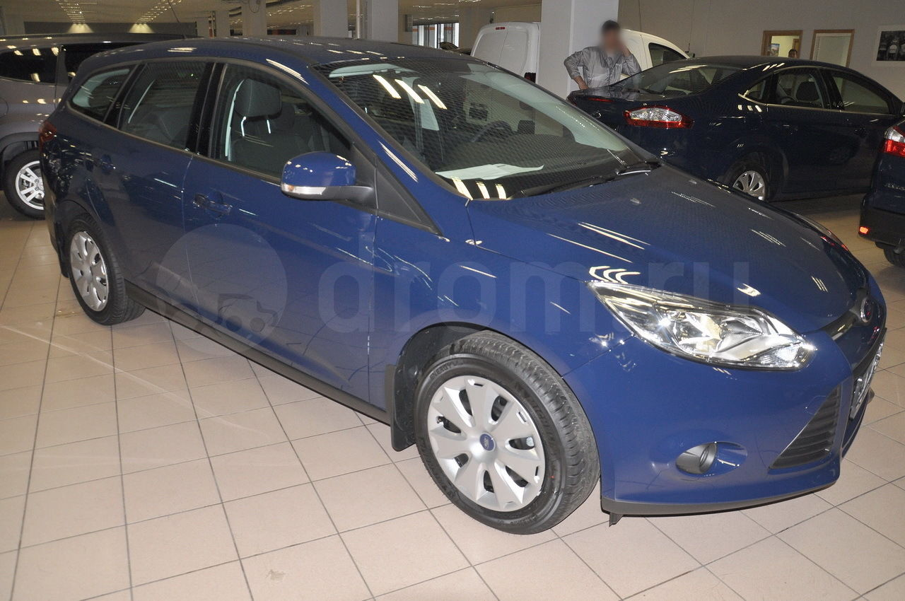 Ford focus 1.6 mt sync edition (07.2014 - 06.2015) - технические характеристики