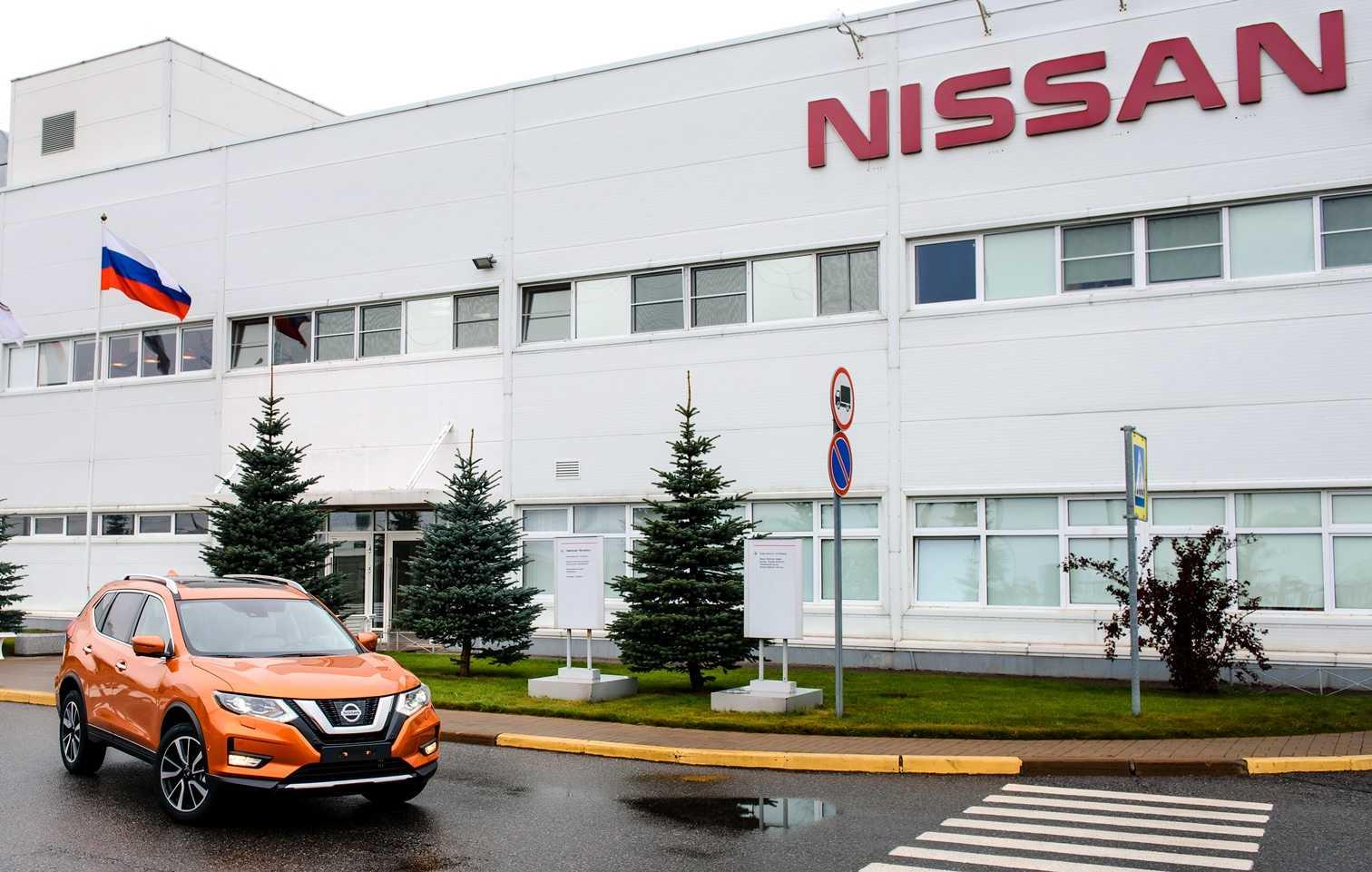 Nissan объявляет о запуске производства нового qashqai на заводе в санкт-петербурге   amsrus