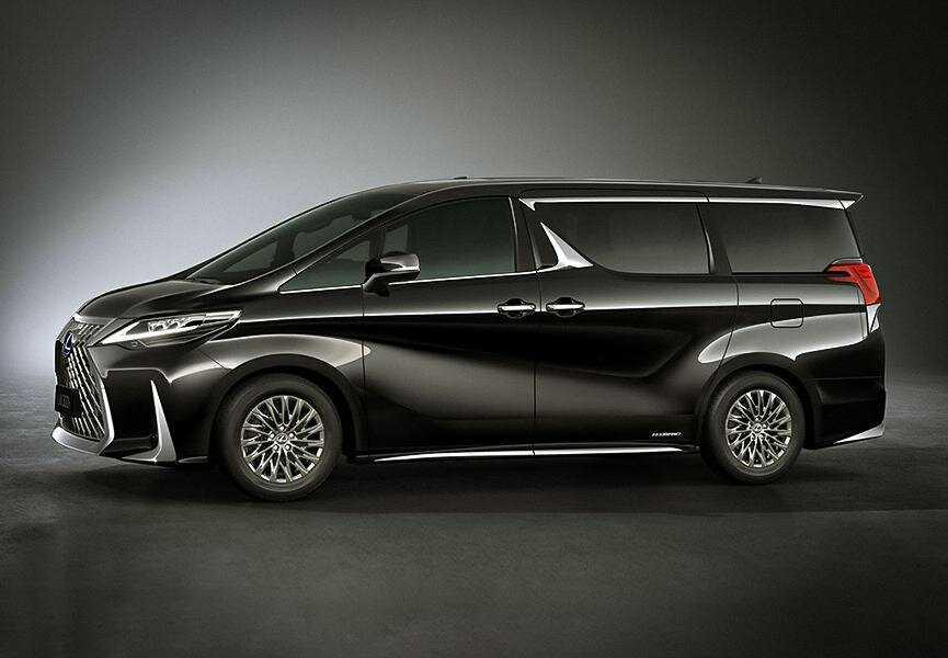 Lexus lm 2020: фото, цена, комплектации, старт продаж в россии