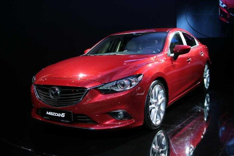 Mazda 6 в новом кузове – премиальное авто с демократичной ценой