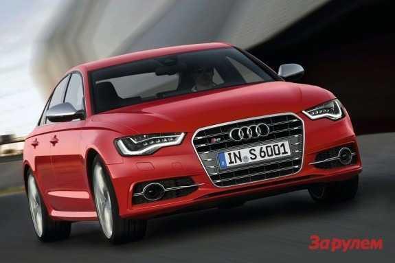 Audi выпустил обновленное семейство a4 ► последние новости