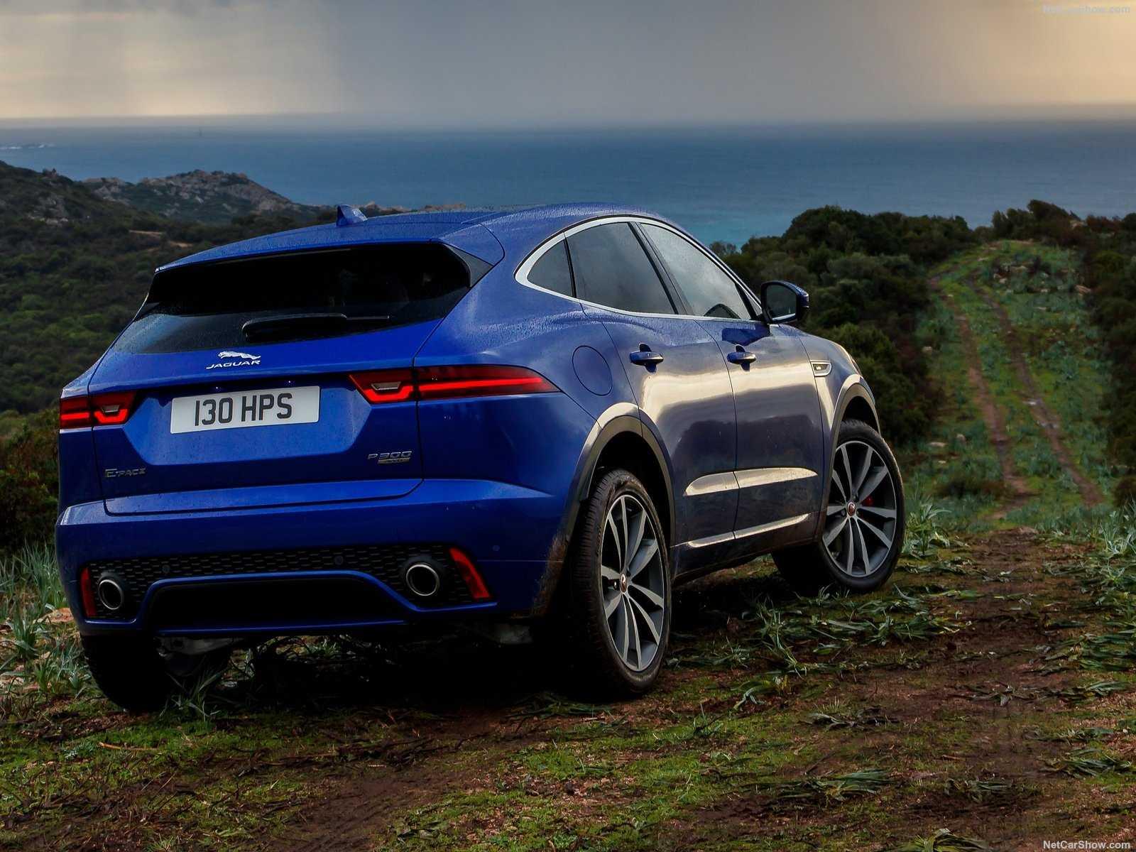 Jaguar i-pace 2019: характеристики, цена, фото и видео-обзор