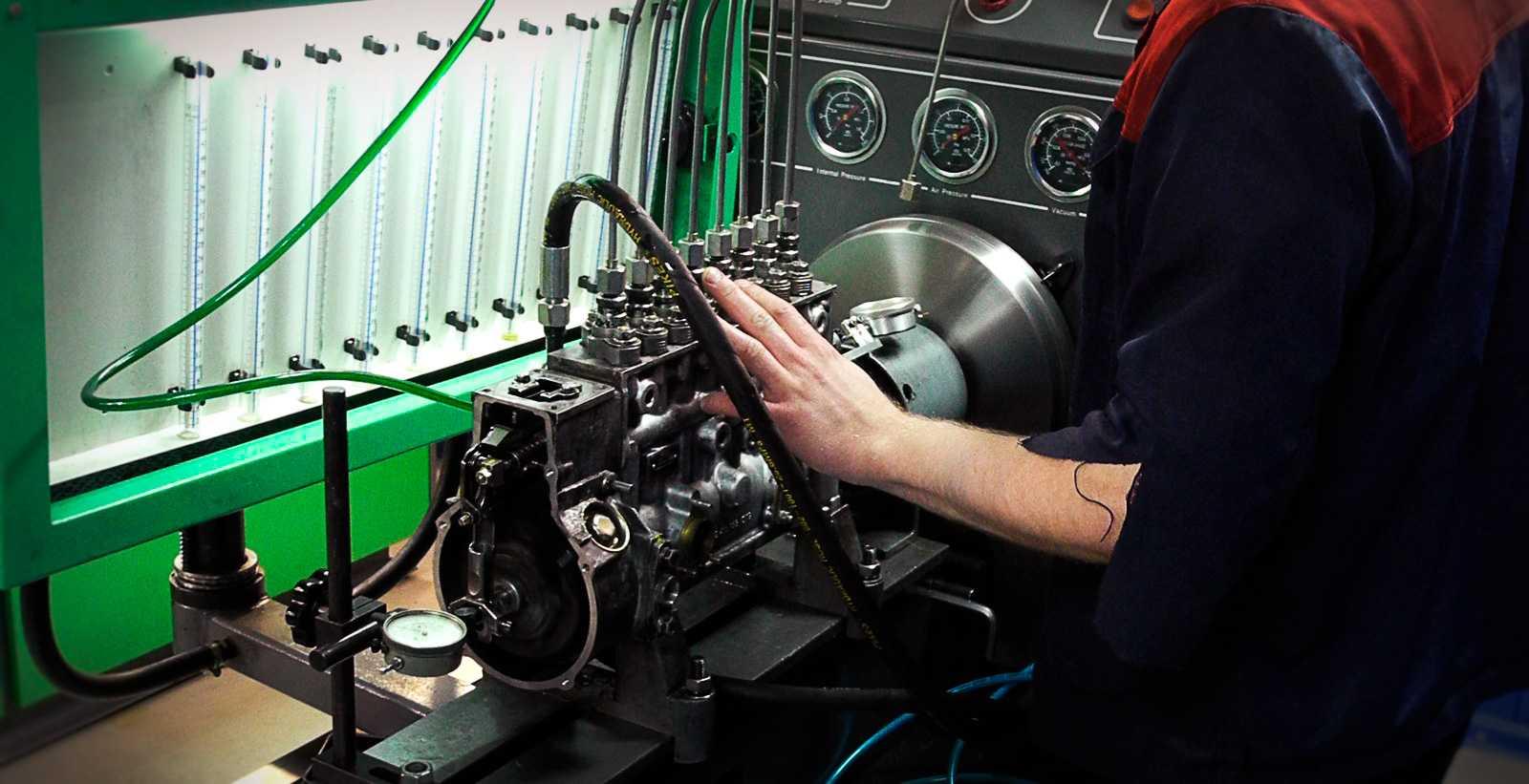 Ремонт и восстановление дизельных двигателей