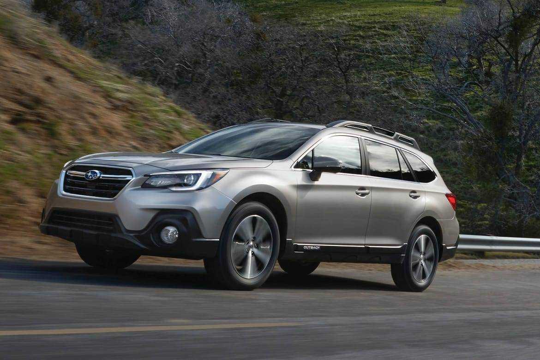 Subaru outback 2021: универсал с внедорожными характеристиками