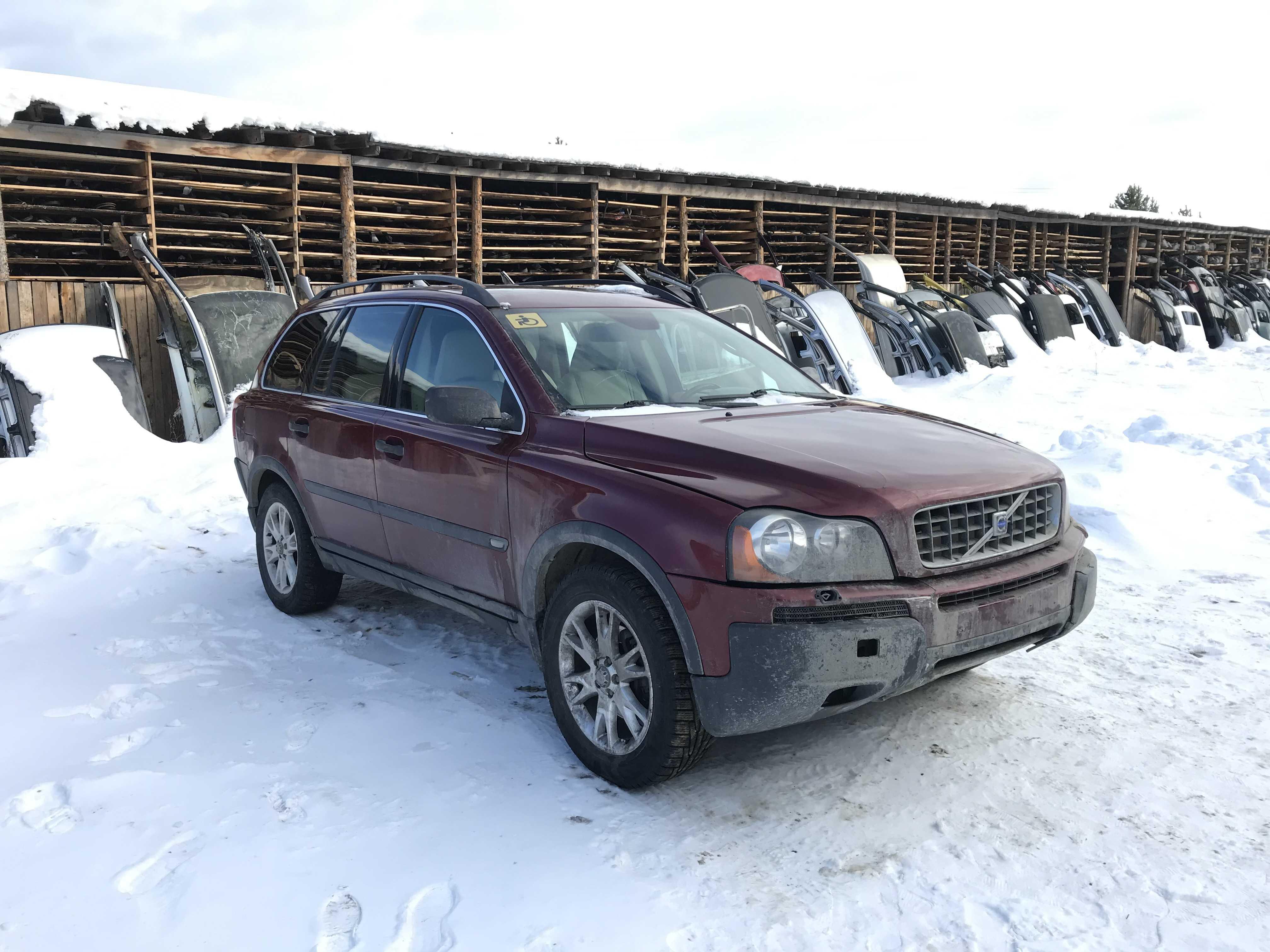 Volvo xc90 2012 — отзыв владельца