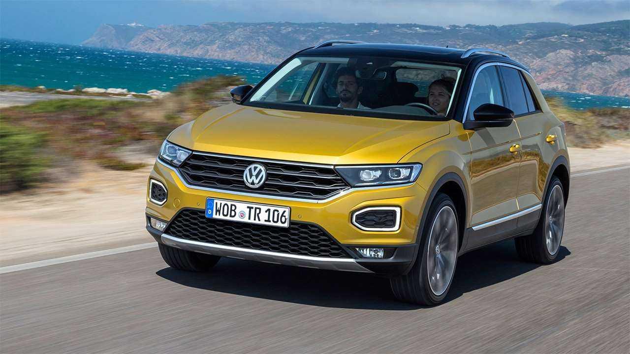 Volkswagen t roc (фольксваген т рок) 2020 - старт продаж в россии, где купить, цена и комплектация. фото, габариты, тест-драйв, технические характеристики