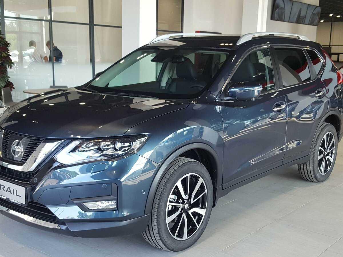 Nissan x-trail 2019, обзор, тест драйв обновленной модели, технические характеристики