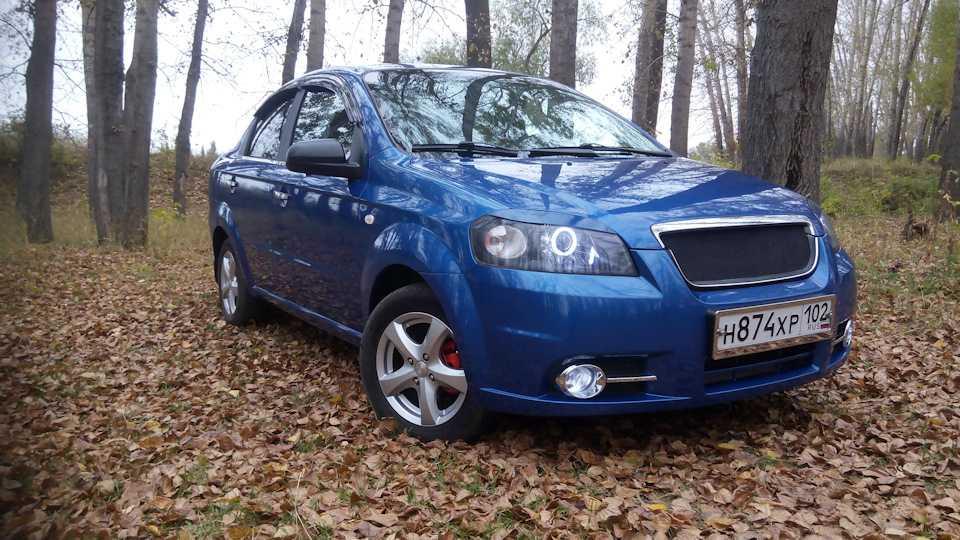Chevrolet aveo i (2003-2011) – недоросль