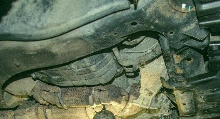 Как заменить масло в двигателе 2.5 ниссан теана j32