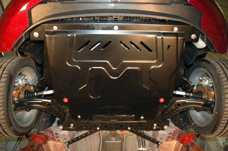Защита картера двигателя: мнения экспертов и автолюбителей