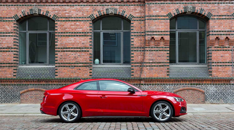 Тест-драйв audi a5 sportback. самое практичное купе | auto.tut.by