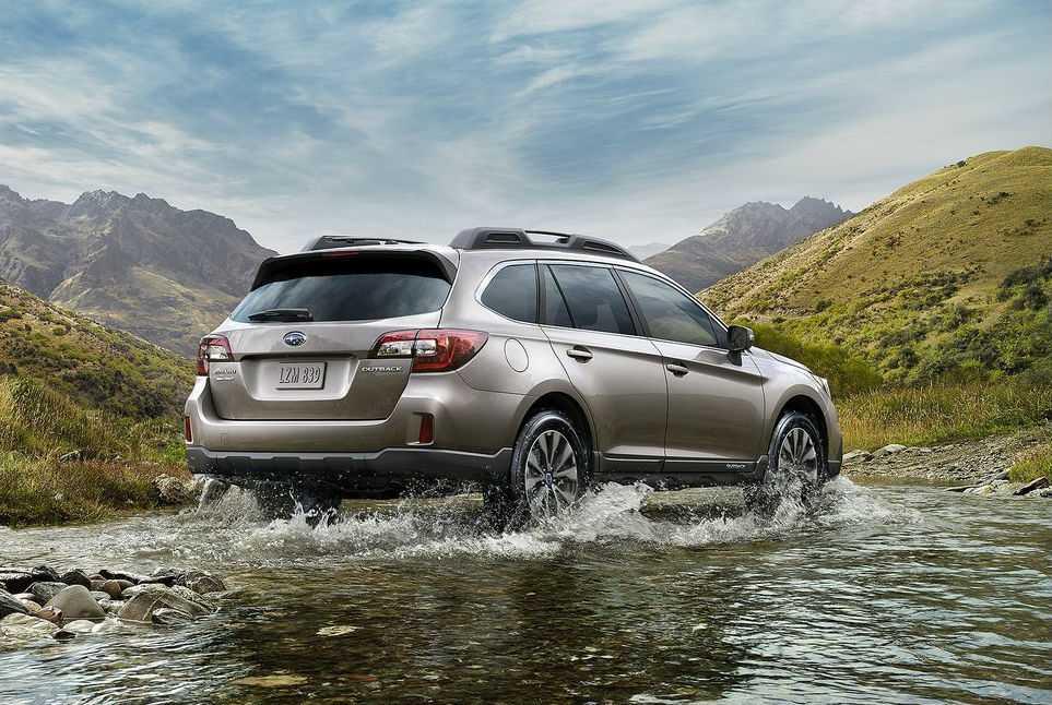 Subaru outback 2020 – новый универсал субару аутбек 6-го поколения