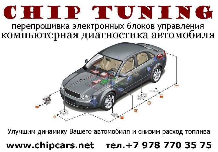 Какое оборудование для чип-тюнинга автомобилей необходимо