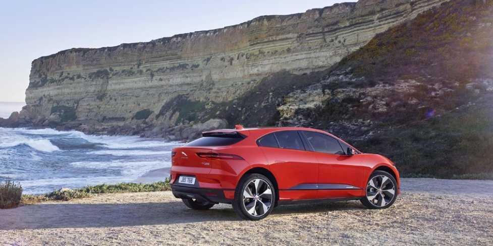 Jaguar e-pace 2017, джип/suv 5 дв., 1 поколение (07.2017 - н.в.) - технические характеристики и комплектации