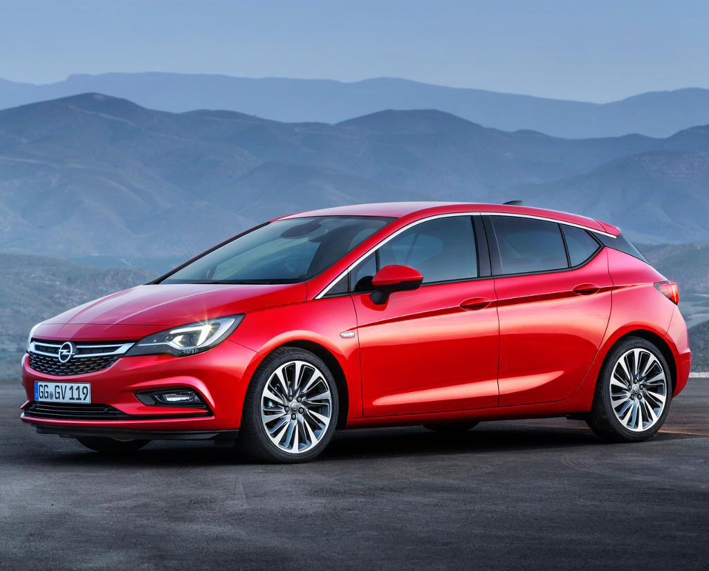 Opel astra wagon (опель астра универсал)