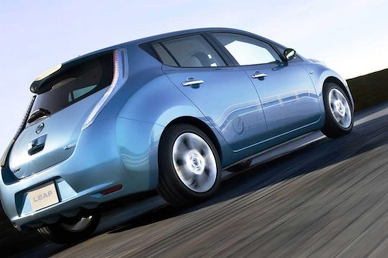 Nissan leaf первого поколения— стоитли покупать подержанный электрокар / нв