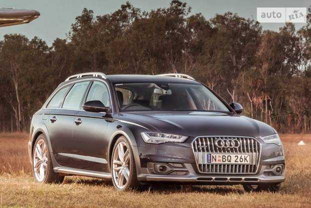 Audi a6 allroad quattro 3.0 tdi quattro s tronic business (12.2014 - 11.2015) - технические характеристики