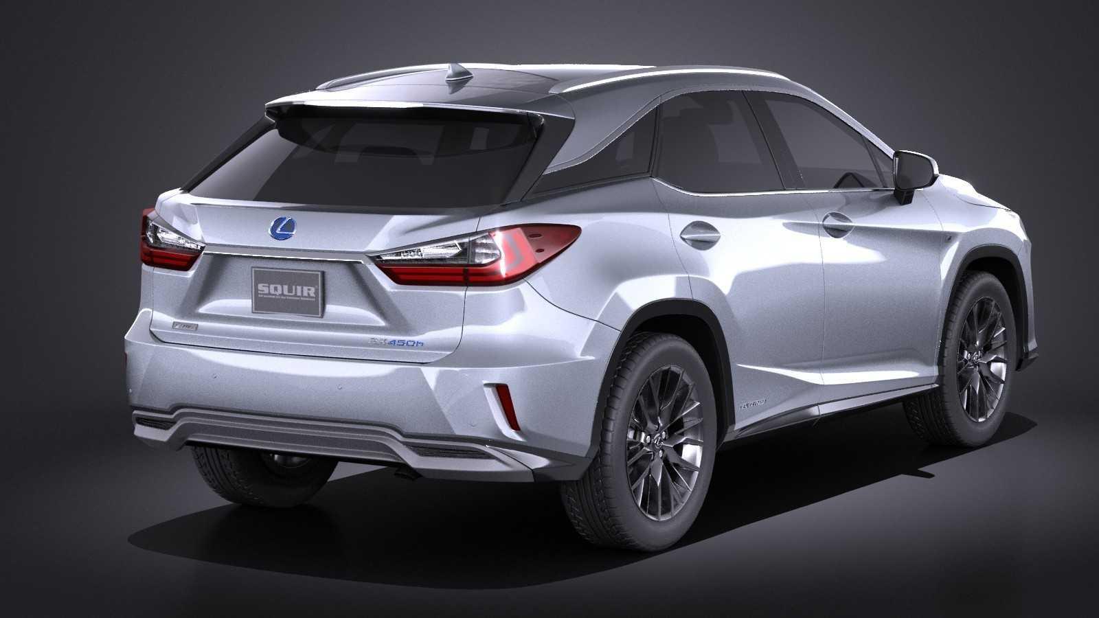 Lexus rx 450h 2018 гибрид: характеристики, фото, комплектации