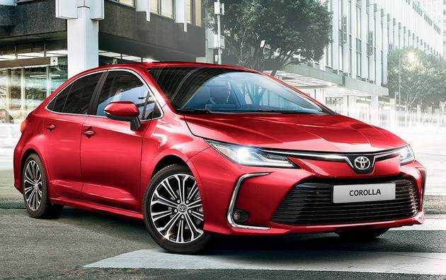 Toyota corolla 2019-2020 - новое поколение королла