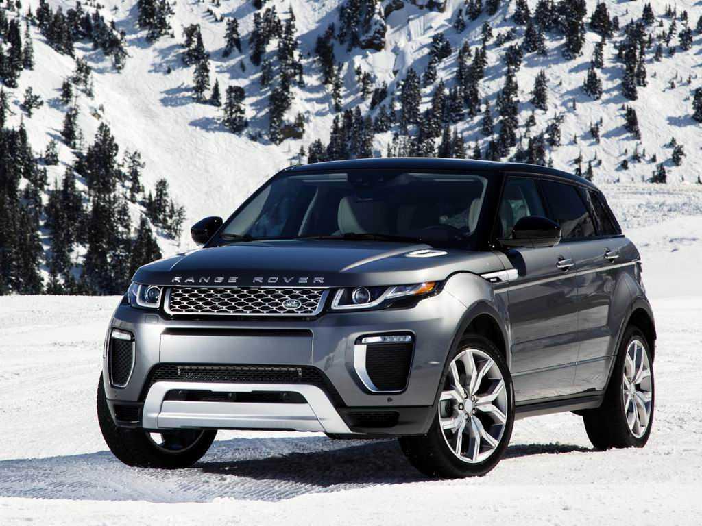 Эксклюзивно: все новые range rover, которые выйдут до 2023 года