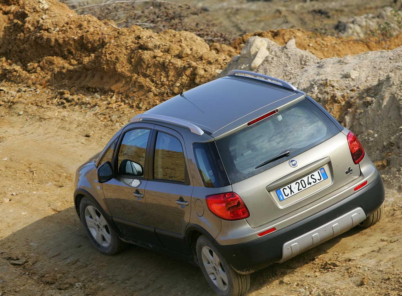 Fiat sedici: цена фиат седичи, технические характеристики фиат седичи, фото, отзывы, видео - avto-russia.ru